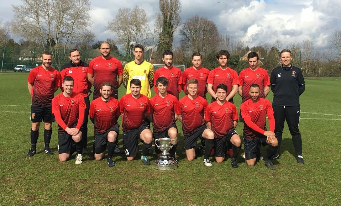 Royal Holloway Old Boys FC 2017-8