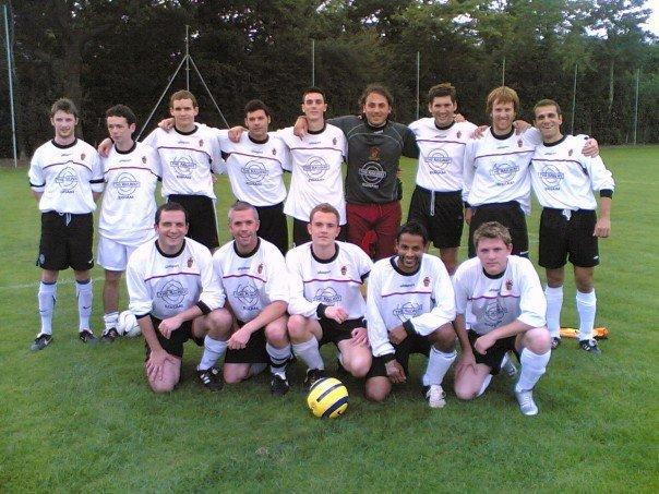1st XI v Ewhurst - 1st September 2007
