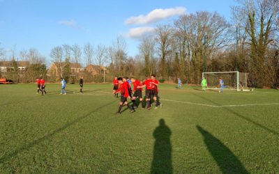 Late goals seal victory for Old Boys