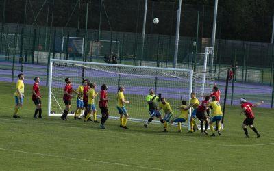 Action from AFC Royal Holloway v NPL