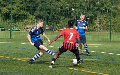 Action from Reserves win over Merrow