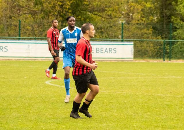 Goalscorer Luigi Massaro