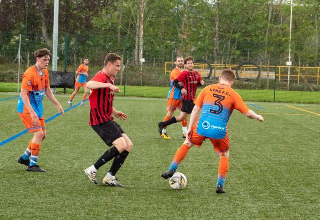 Sub Billy Moffatt against his former club