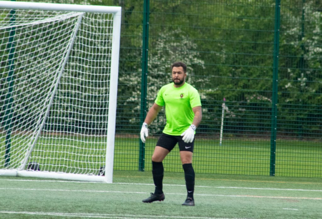 A quiet afternoon for 'keeper Ty but a good clean sheet