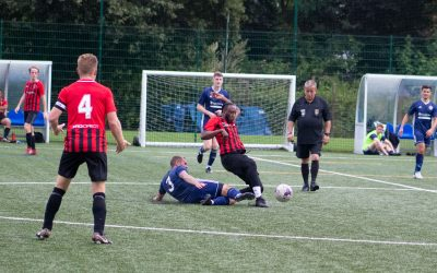 AFC Royal Holloway defeated in first preseason fixture