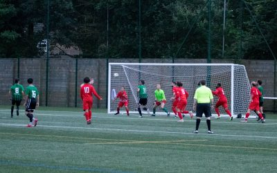 AFC Royal Holloway defeated by Bedfont & Feltham