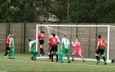AFC Royal Holloway beaten by last minute winner