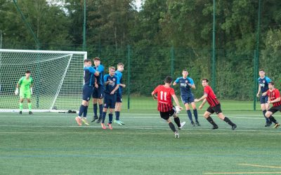 AFC Royal Holloway beaten by Camberley u23s